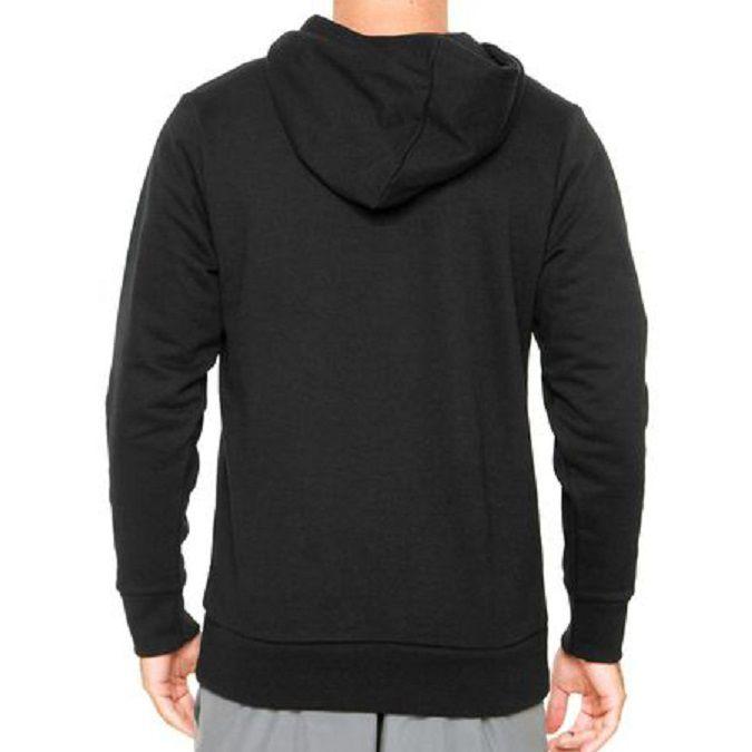 Moletom Adidas Ess Logo Hood Preto