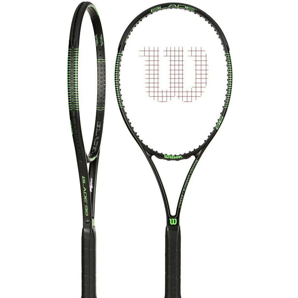 Raquete de Tennis Wilson Blade 98 18x20