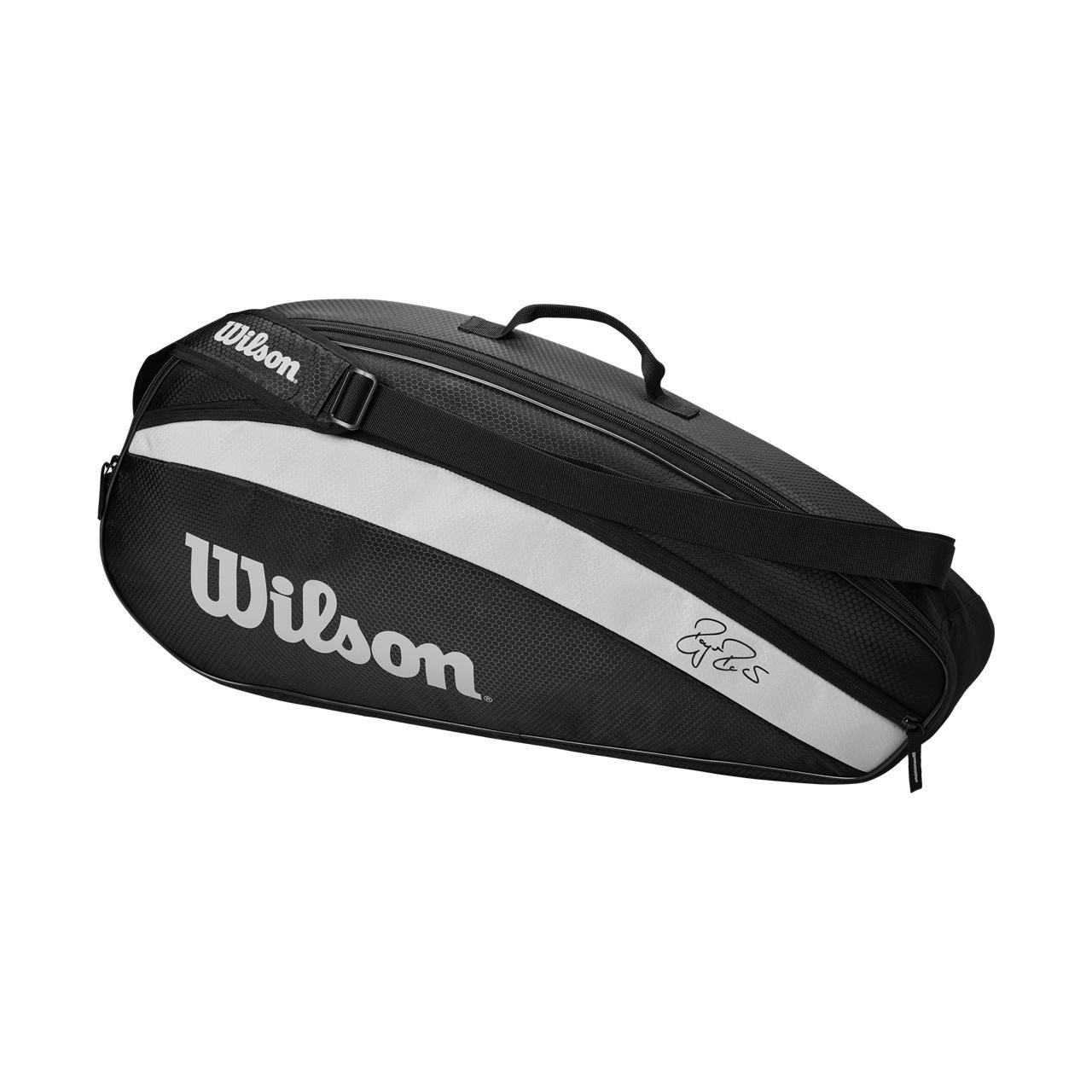 Raqueteira Wilson Federer Team 3 Pack