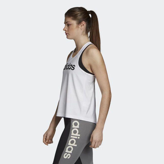 Regata Adidas Logo Design 2 Move Feminina