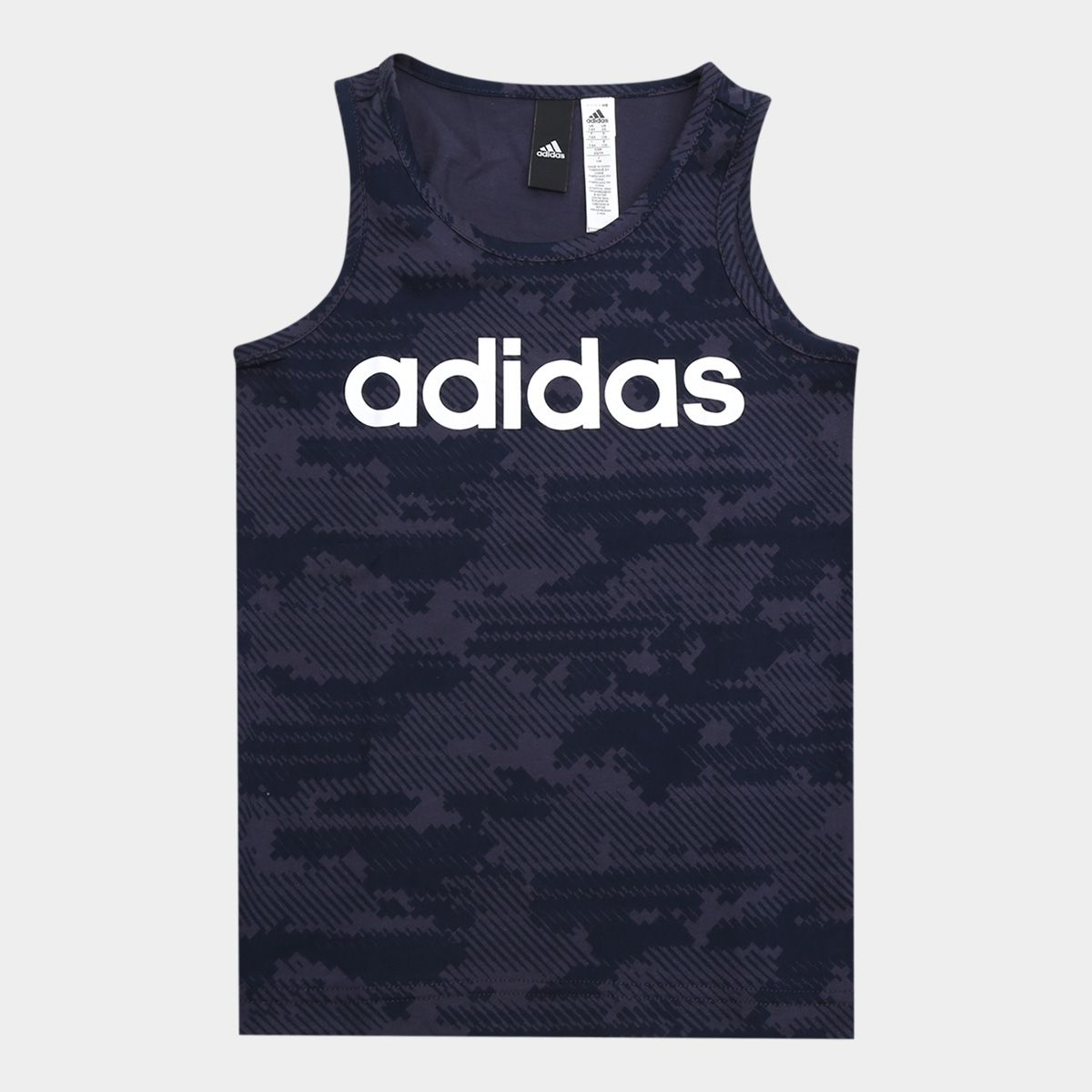 Regata Adidas Yb Lin Tank Infantil