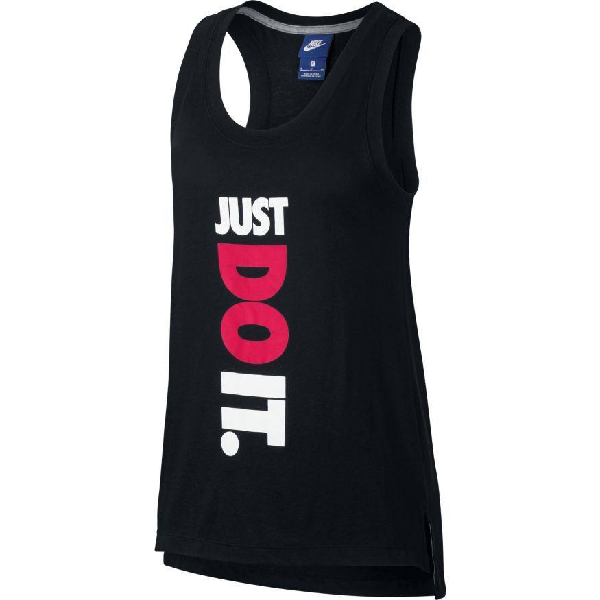 Regata Nike Just Do It Feminina