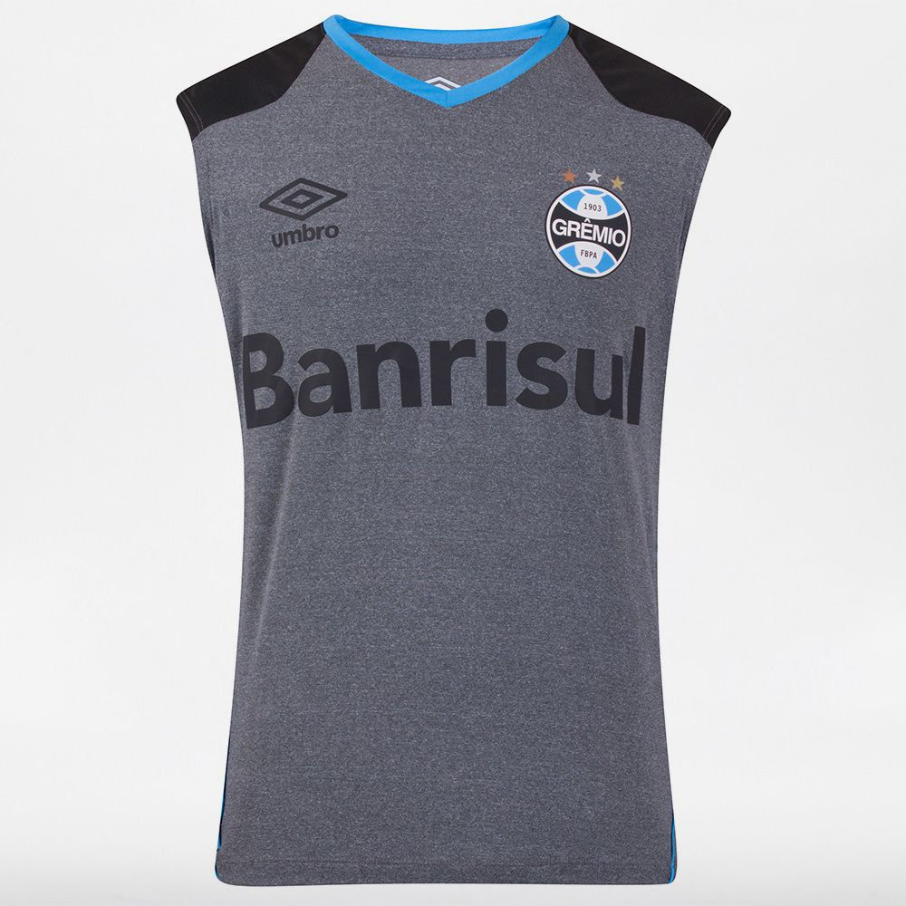 Regata Umbro Grêmio Aquecimento 2016