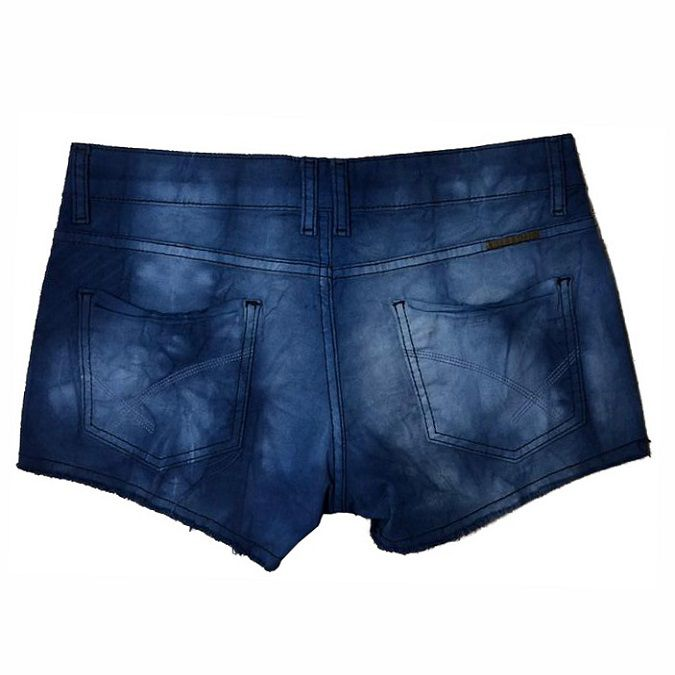 Short Billabong Walk Mini Manchado Feminino