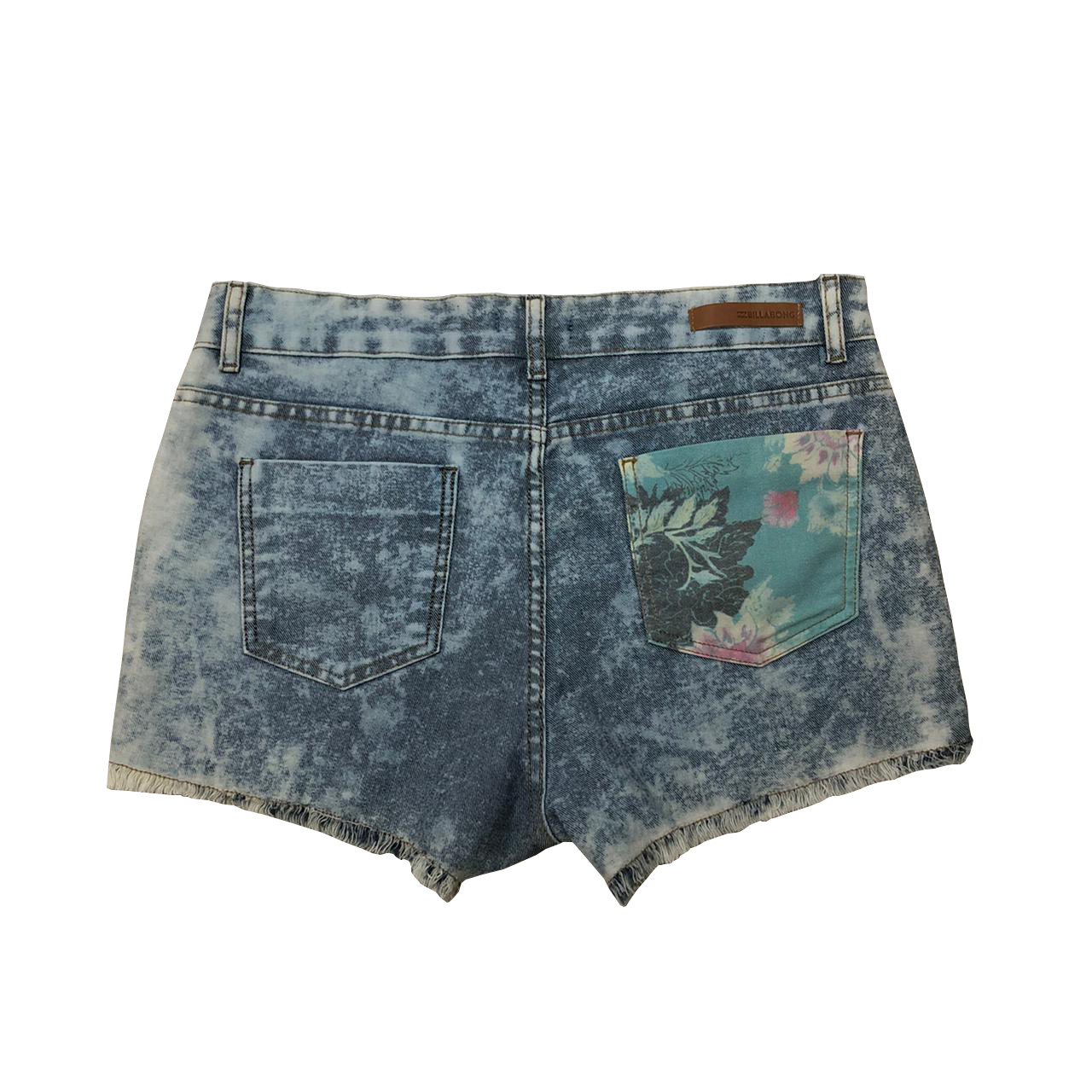 Short Jeans Billabong Dream Away Feminino