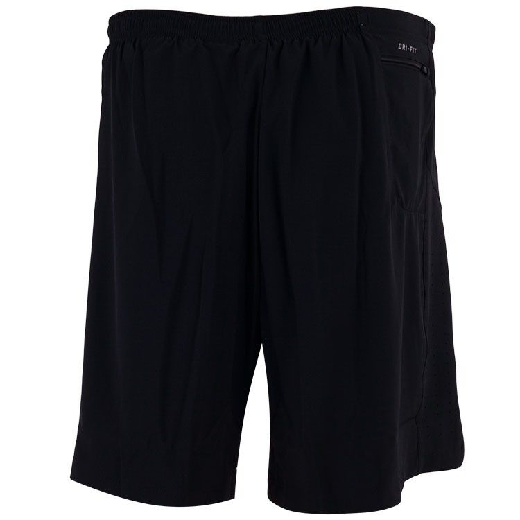 "NIKE SHORTS 7"" PHENOM 2 IN 1"