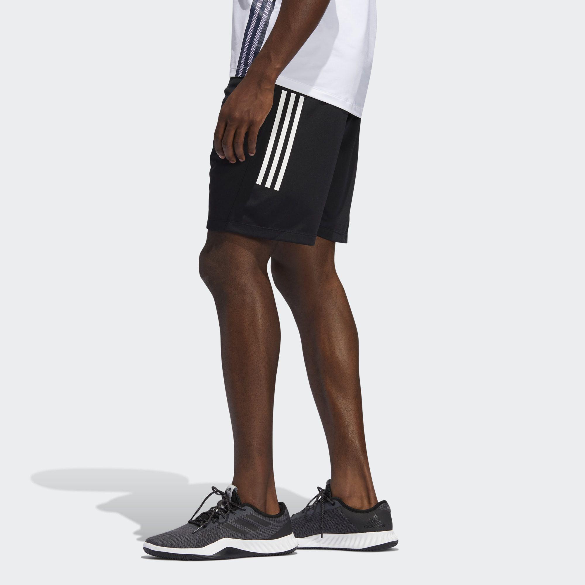 Shorts Adidas 3-Stripes 9-Inch
