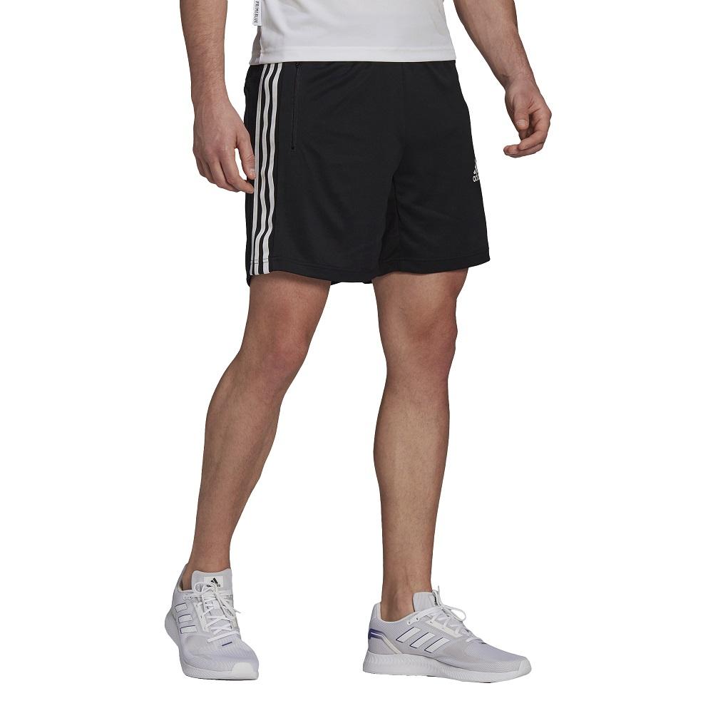 Shorts Adidas D2M 3 Stripes