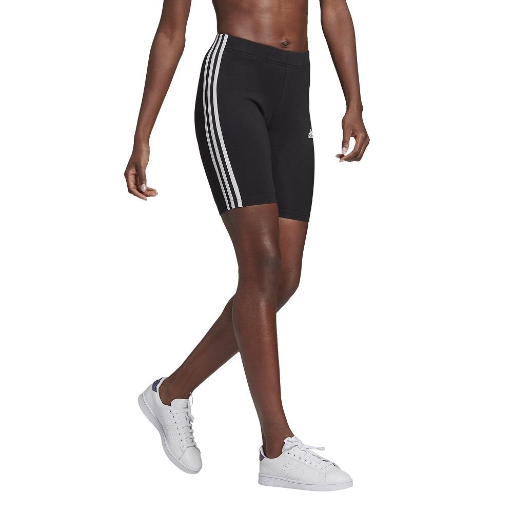 Shorts Adidas Essentials 3 Stripes Bike Feminino