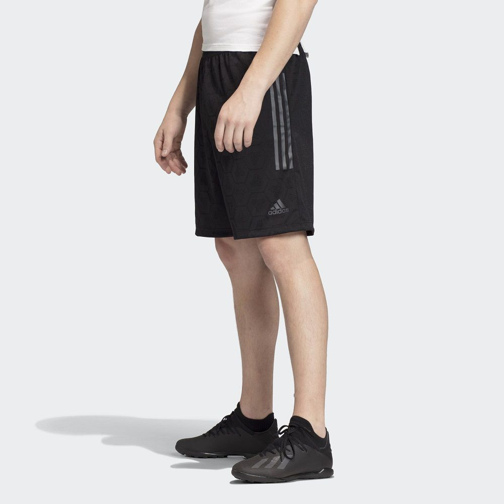 Shorts Adidas Jacquard Tango