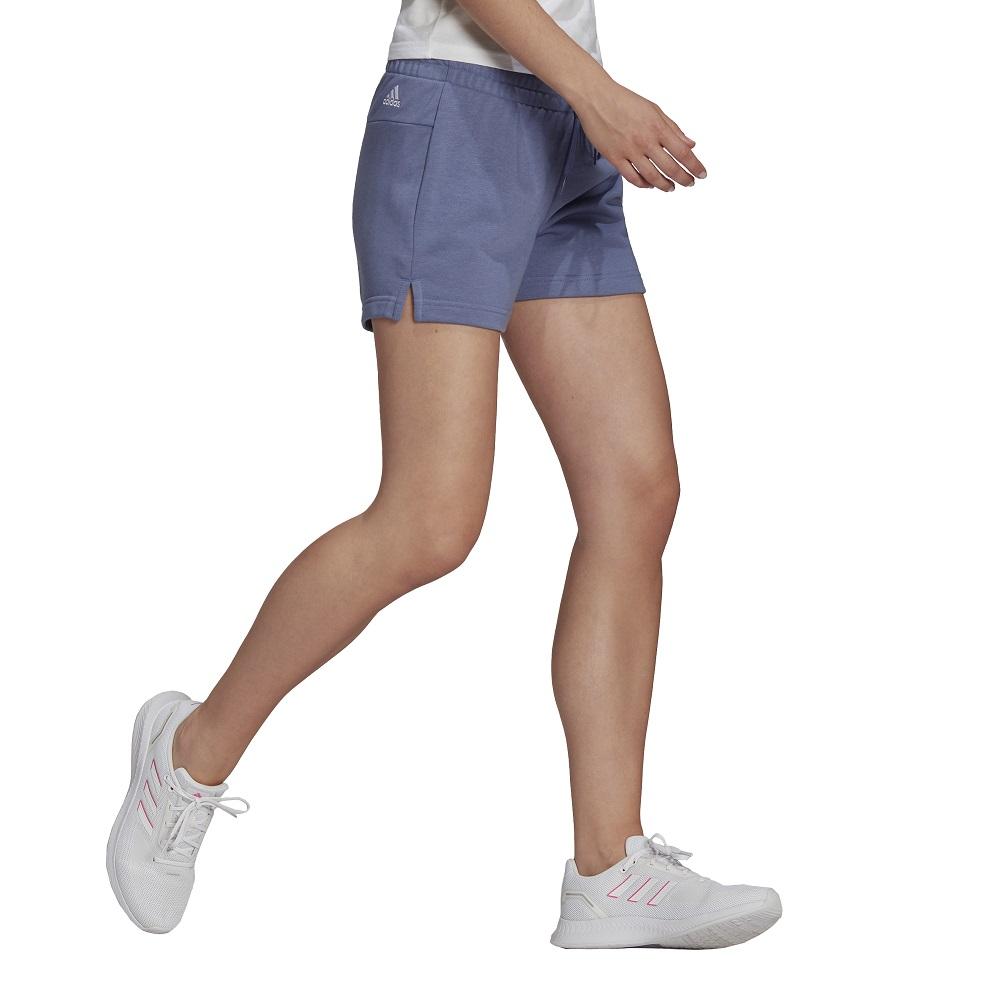 Shorts Adidas Logo Linear Feminino