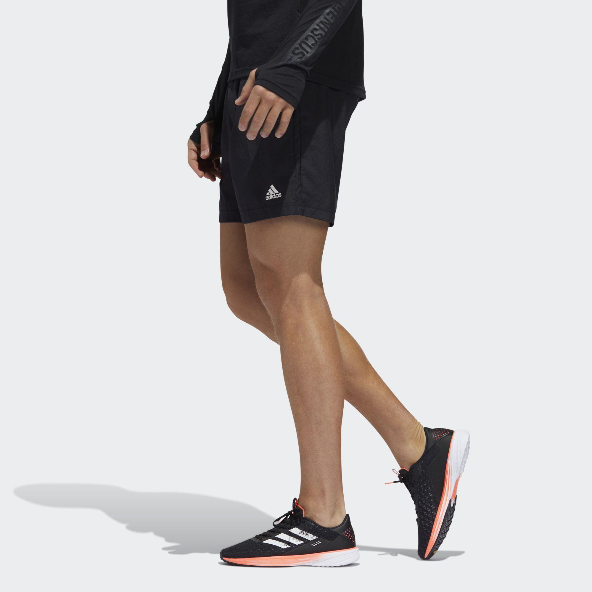 Shorts Adidas Run It 3-Stripes PB