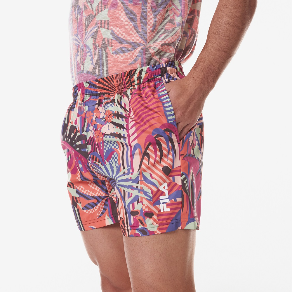 Shorts Fila Swim Summer Masculino