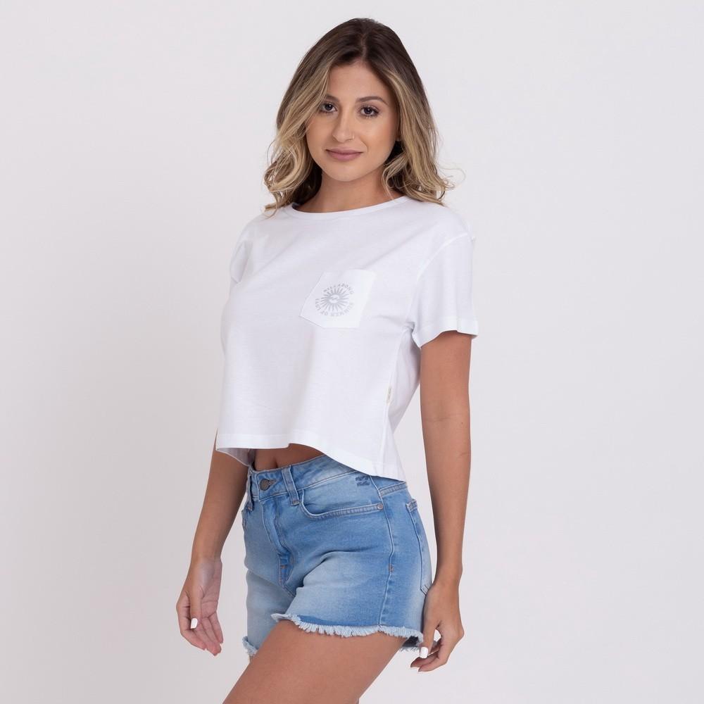 Shorts Jeans Billabong Drift Away Feminino