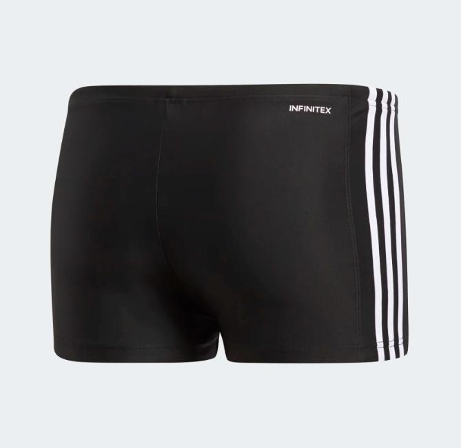 Sunga Boxer Adidas 3 Stripes Juvenil