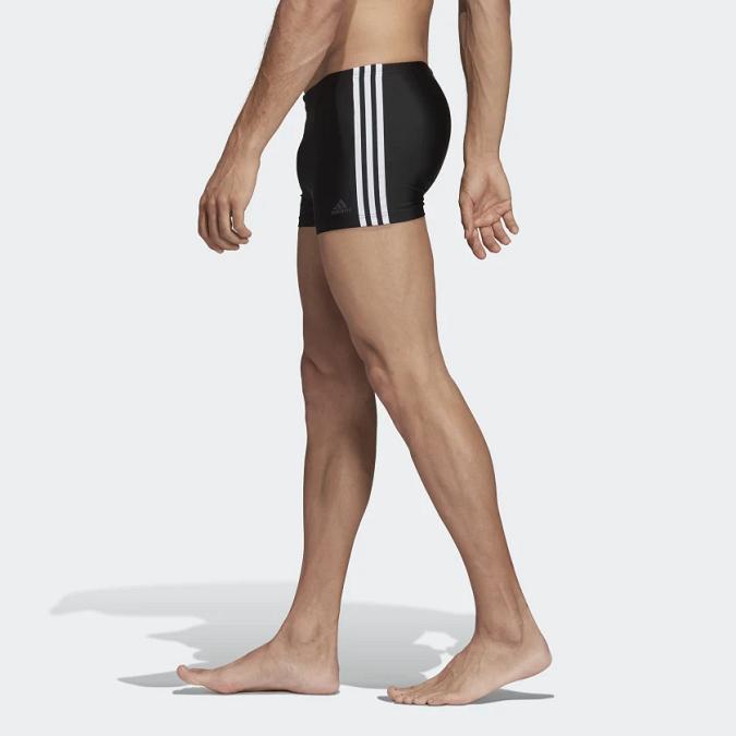 Sunga Boxer Adidas Fit 3S