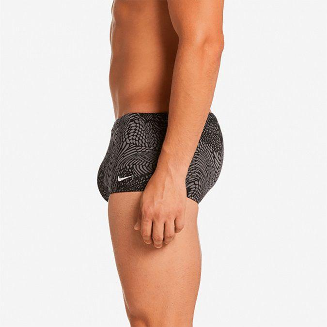 Sunga Larga Nike Estampada 16cm