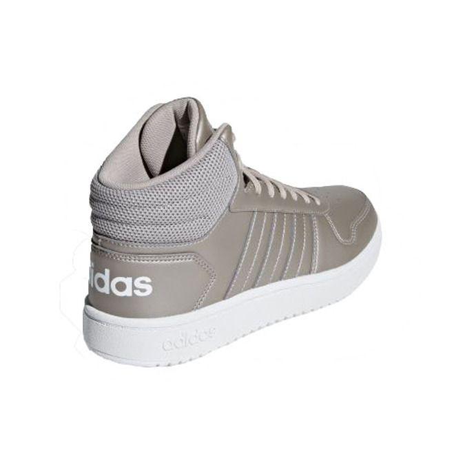 30860b4015c93 Tênis Adidas Hoops 2.0 Mid Feminino Ref F34807 - Sportland