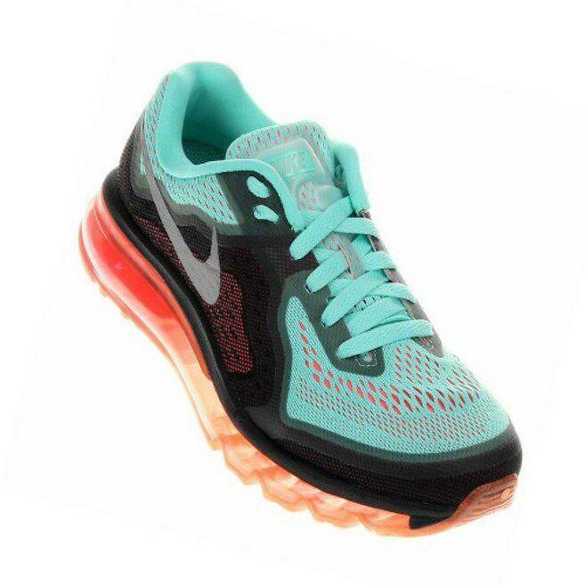fe6e13168c0 Tênis Nike Air Max 2014 Feminino Ref 621078-303 - Sportland