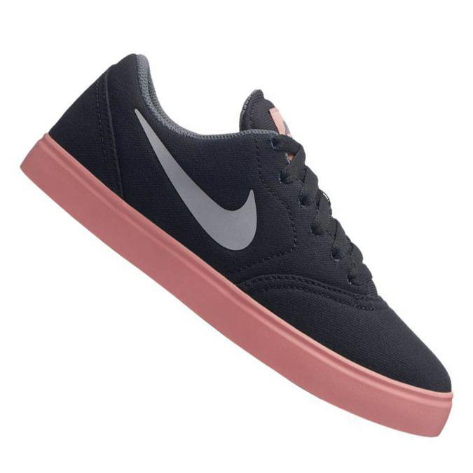 Tênis Nike SB Check CNVS BG Infantil Feminino