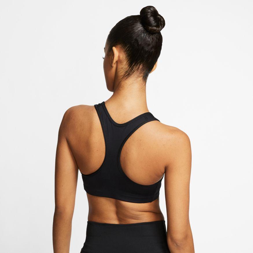 Top Nike Médio Suporte Non Pad Feminino