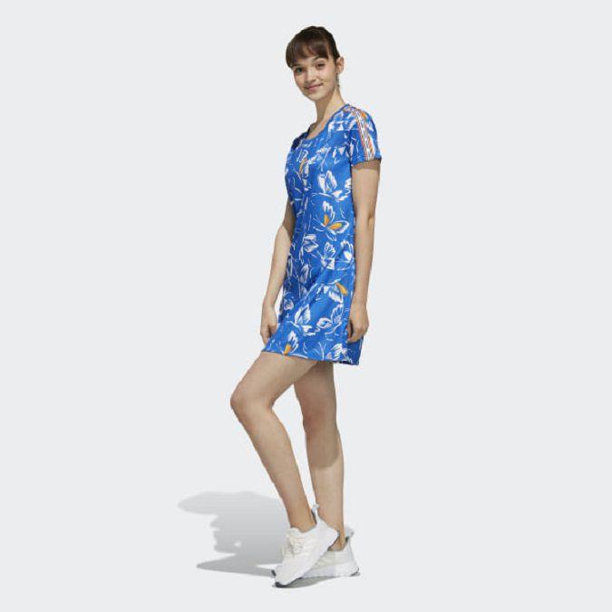 Vestido Adidas Farm Feminino