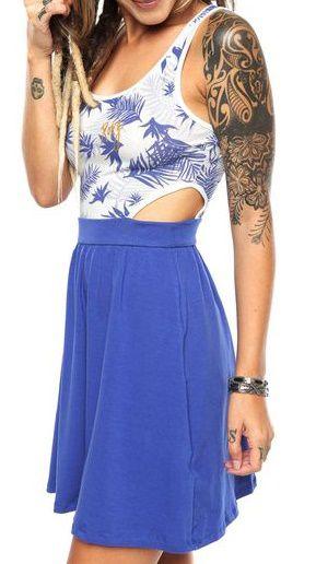 Vestido Roxy Summer Breeze