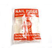 Pacote c/ 500 Unhas Postiças Nail Piece