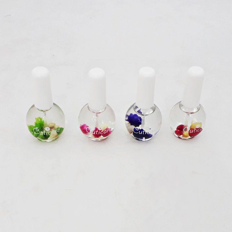 Óleo Para Cutículas Com Flores 15ml