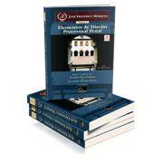 Coleção Elementos de Direito Processual Penal 4 Vol