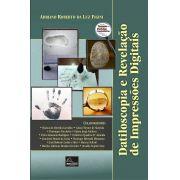 Datiloscopia e Revelação de Impressões Digitais <b>Autor: Obra coletiva - Coordenador: Adriano Figini</b>