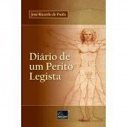 Diário de um Perito Legista <b> Autor: José Ricardo de Paula</b>