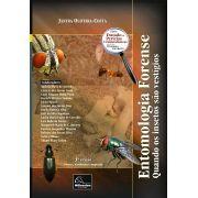 Entomologia Forense - Quando os insetos são vestígios 3ª edição <b>Autores: Obra coletiva - Autora/Coordenadora: Janyra Oliveira-Costa</b>