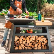 Barbecue Externo Sharp