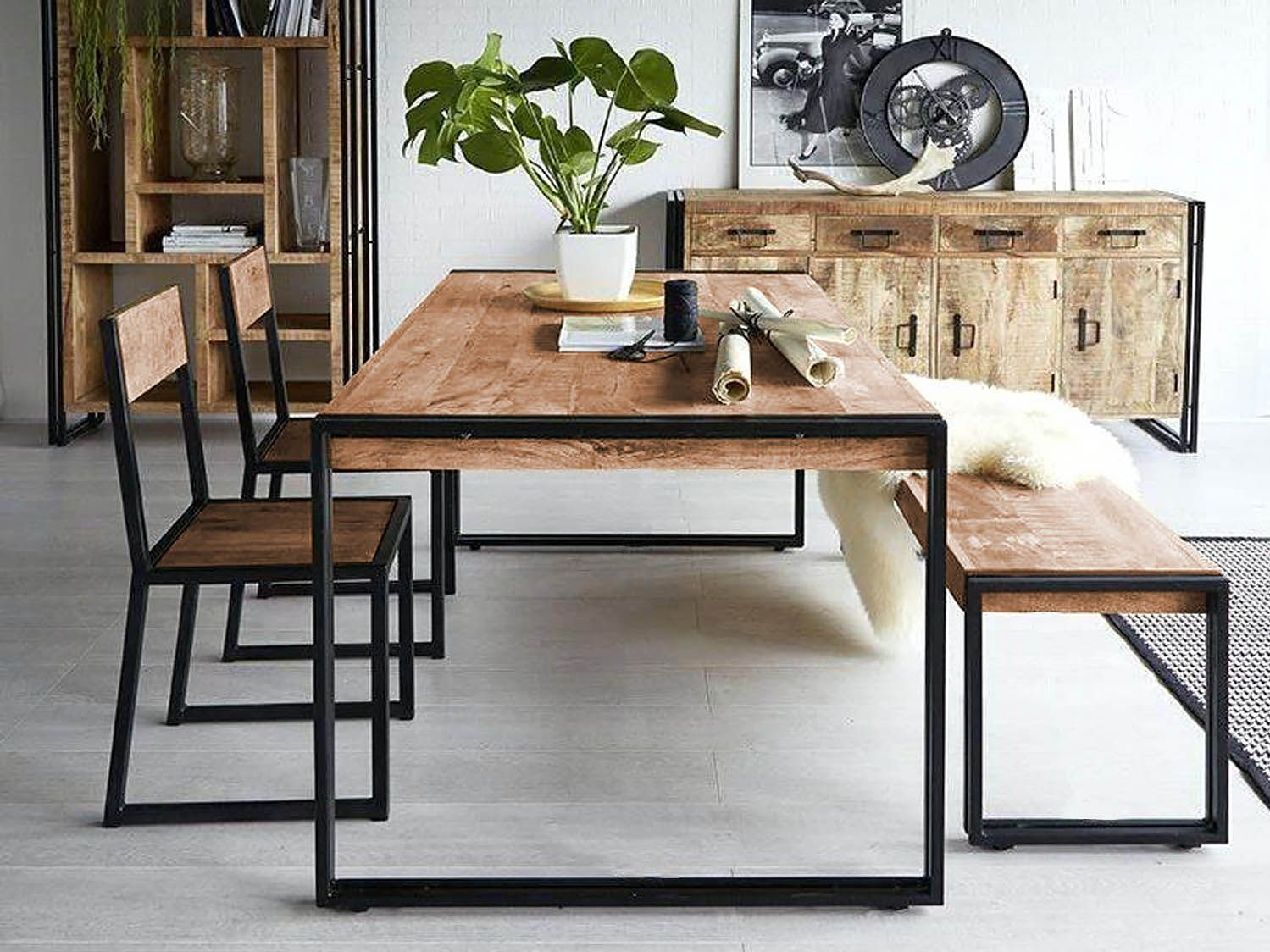 Mesa de Jantar Skagen