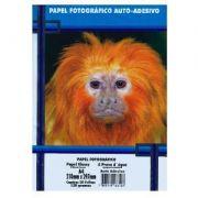 Papel Fotográfico 120 gr A4 a prova d'água - Pacote com 20 folhas