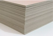 Papelão Cinza Tipo Holler A6 Cartonagem - 10 folhas