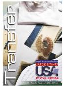 Papel Transfer Para Sublimação A4 140g Usa Folien com 10 folhas