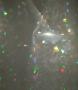 Bopp 3d Holográfico - Caquinhos - Laminação a Quente - 22cm - Rolo 100 metros