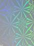 Bopp 3d Holográfico - Snowflake - Laminação a Quente - 33cm - Rolo 250 metros