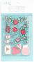 Kit de Ilustrações Love para Letterboard DCWV - 10 unidades