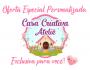 Oferta Especial para Adriana - válido até 30/04/2019