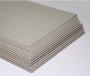 Papelão Cinza Tipo Holler - 19 x 19 cm - 10 folhas