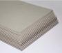 Papelão Cinza Tipo Holler Universitário I (18,5 x 26,5cm) - 10 folhas