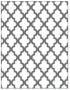 Placa para Relevo 2D Elegance - 107x139mm - Marroquino - Toke e Crie