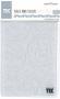 Placa para Relevo 2D Elegance - 107x139mm - Selos - Toke e Crie