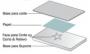 Placa para Relevo 2D Elegance - 127x177mm - Estrelas - Toke e Crie
