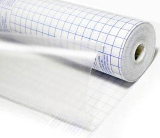 Adesivo Plastcover Transparente 45cm X 25m