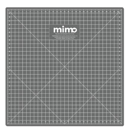 Base de Corte Regenerativa Mimo 31cm x 31cm