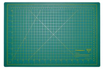 Base para Corte Dupla Face - A3 - 30x45cm - Verde - Lanmax